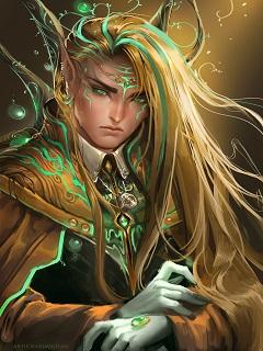 волшебный эльф, дух природы, сказочный друг, добрый эльф, картинка фэнтези, эльфы картинки